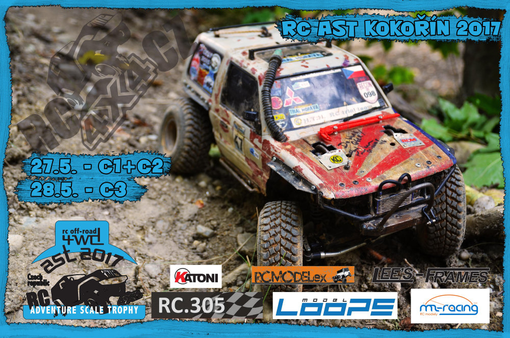 RC Adventure Scale Trophy 2017