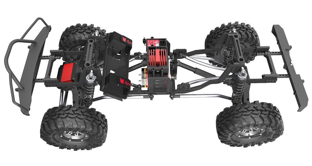 Redcat Everest Gen7 chassis