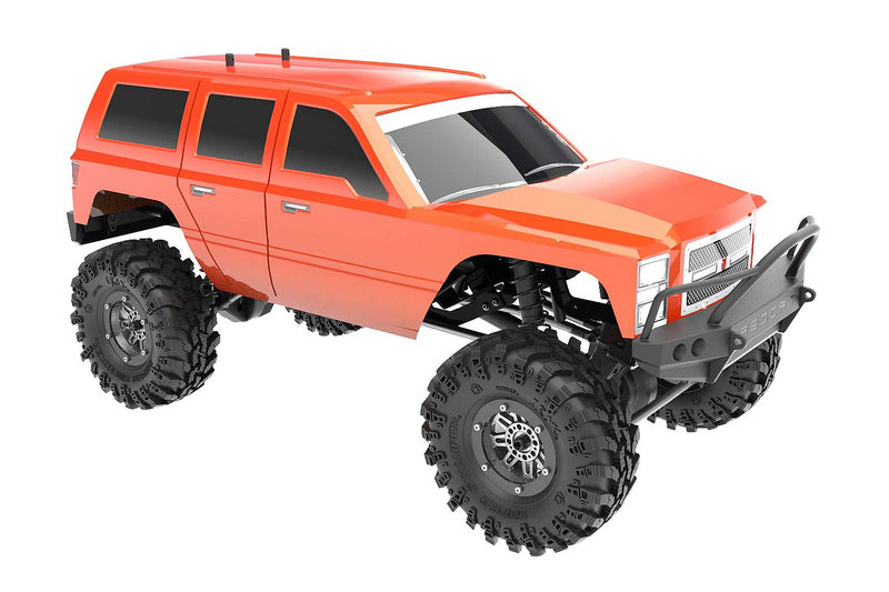 Redcat Everest Gen7 orange