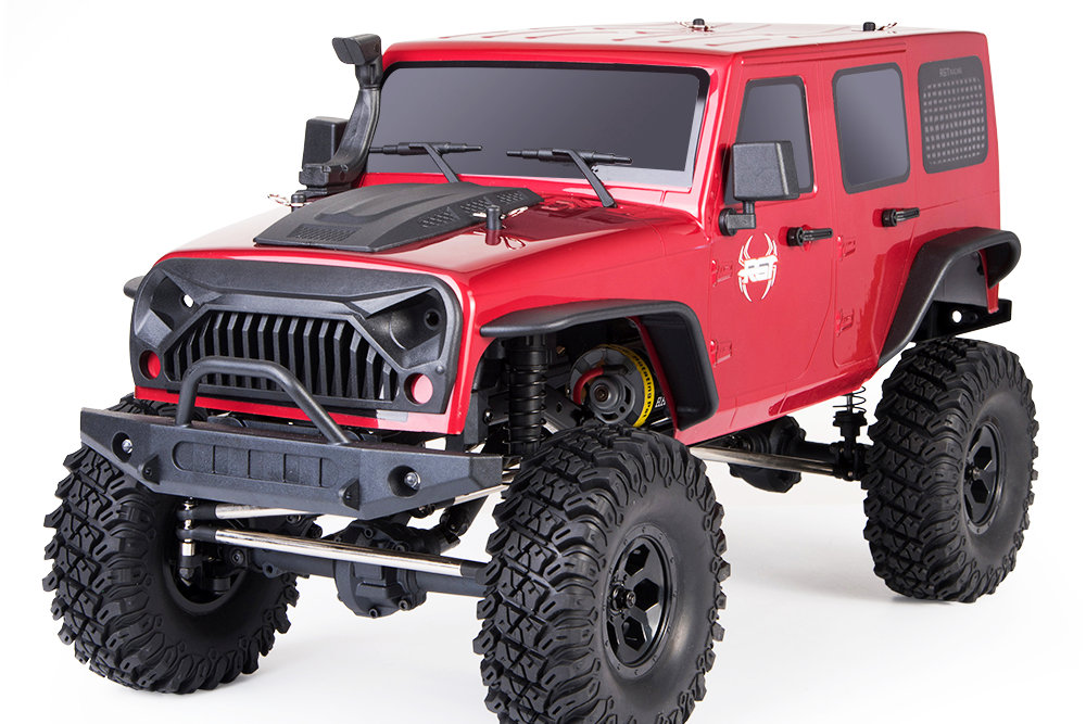 RGT 86100 1/10 4WD Rock Crawler