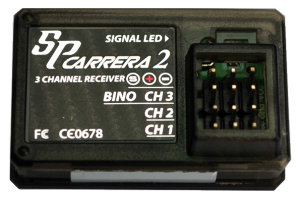 Speed Passion Carrera 2 3ch Receiver