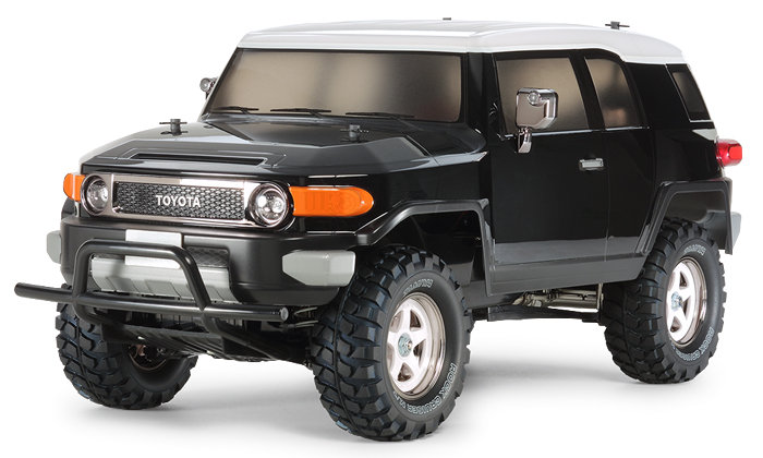 Toyota FJ Cruiser Black Special Painted Body (58620)