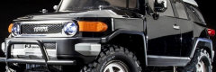 Tamiya Toyota FJ Cruiser Black Special Painted Body 58620 (C