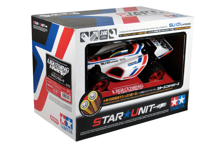 Tamiya Lightning Hawk SU-01 (57401)