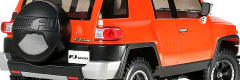 Tamiya Toyota FJ Cruiser Orange 84401 (CC-01 Chassis)