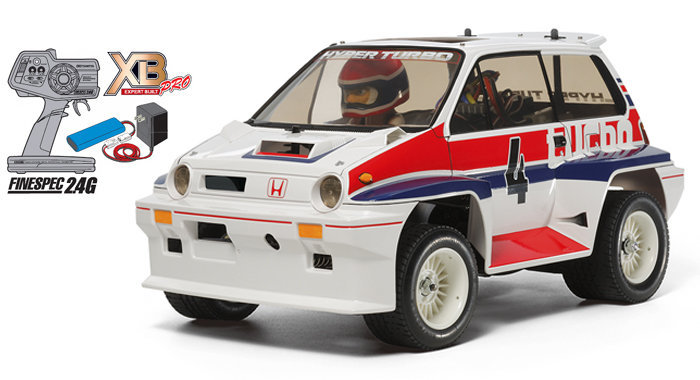 Tamiya XB Honda City Turbo (57894)