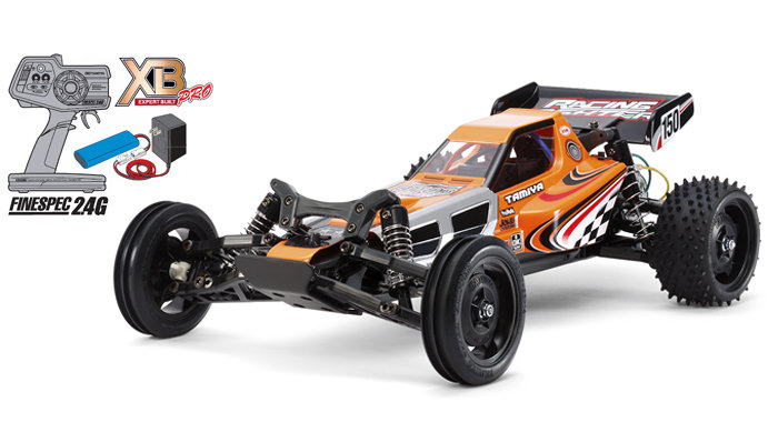 Tamiya XB Racing Fighter (57895)