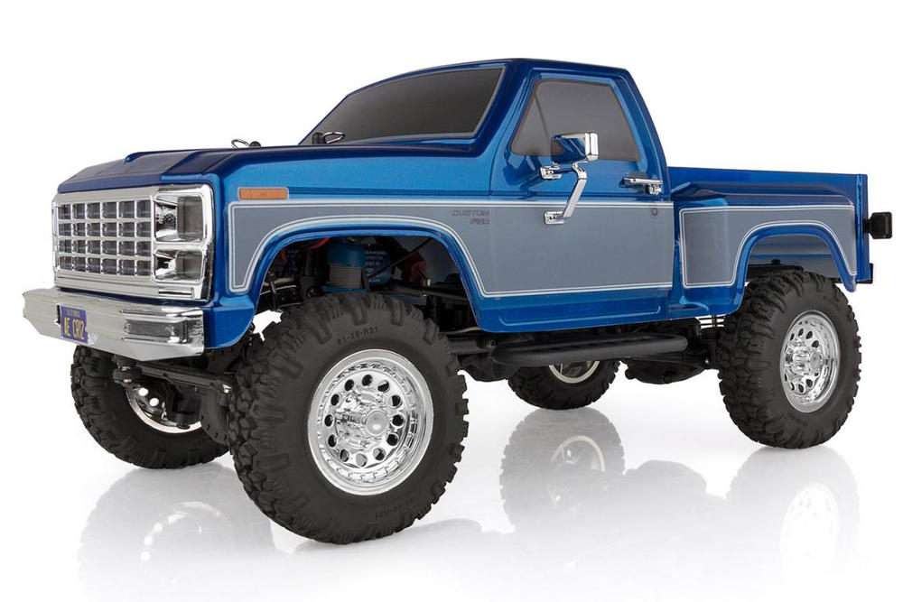 Team Associated CR12 Ford F-150 Pick-Up RTR