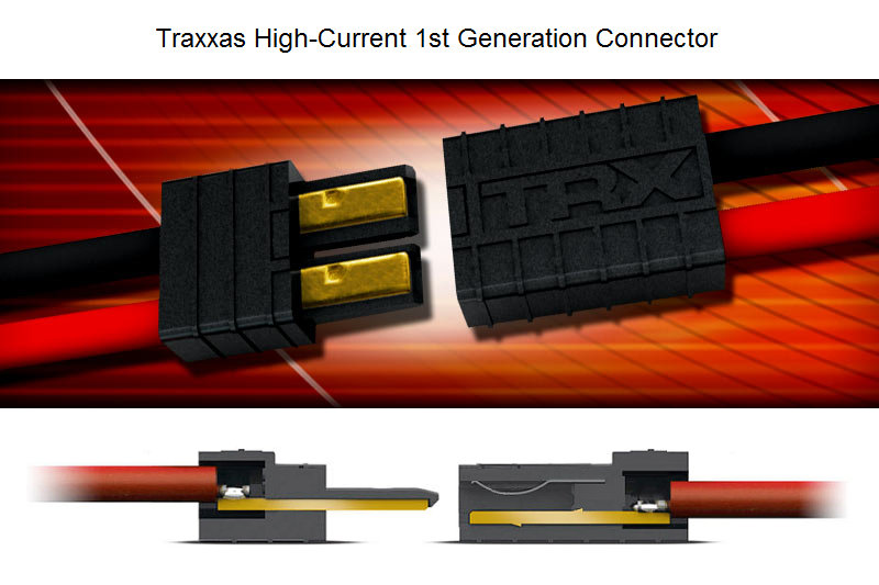 Traxxas High-Current 1st Generation Connector