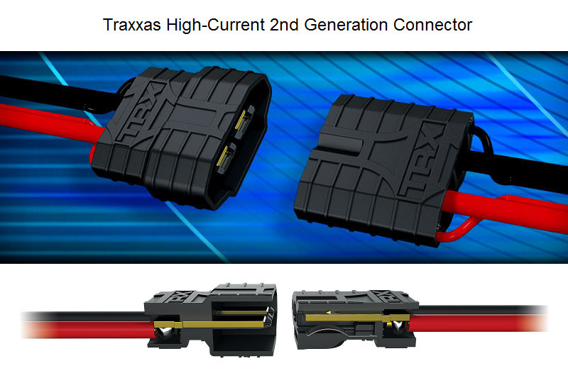 Traxxas High-Current 2nd Generation Connector
