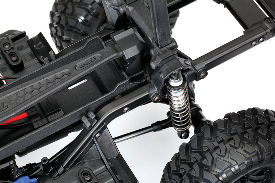 Traxxas TRX-4 1/10 Scale & Trail Crawler chassis