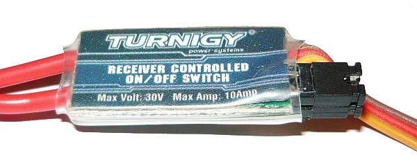 Turnigy RC switch