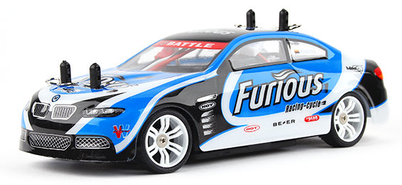 Turnigy TZ4 AWD 1/28 Plastic Chassis Version (RTR)