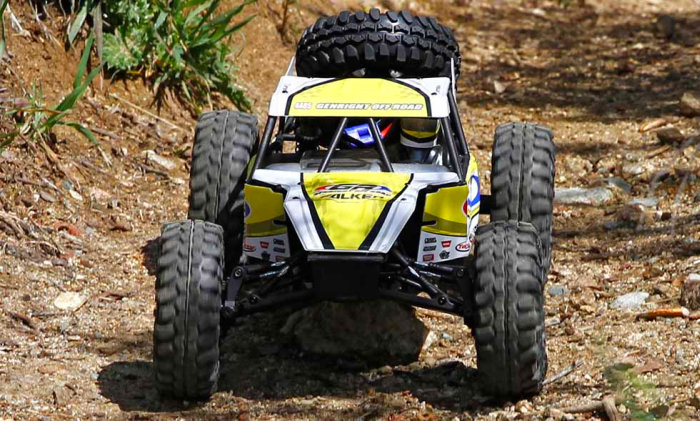 Vaterra Twin Hammers 1.9 Rock Racer Kit