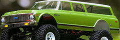 Vaterra 1972 Chevy Suburban Ascender-S 4WD RTR