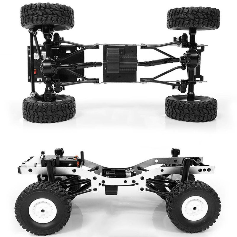 WPL C14 1/16 RC Rock Crawler Truck chassis