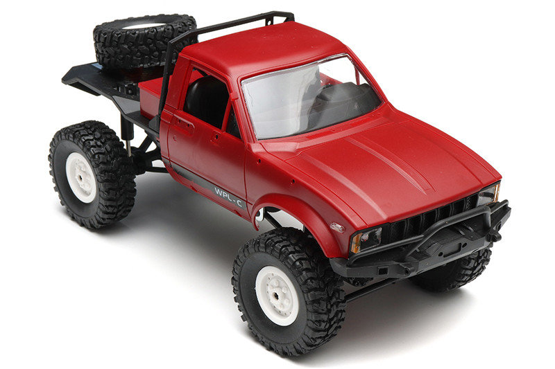 WPL C14 1/16 RC Rock Crawler Truck