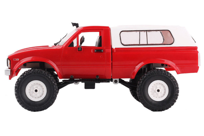 WPL C-24 1/16 RC Rock Crawler Truck RTR & Kit