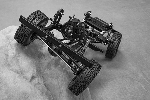 Xtra Speed Sentinel chassis