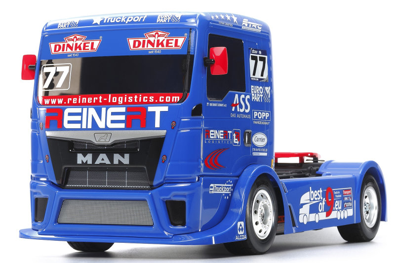 Tamiya MAN TGS Team Reinert Racing TT-02 (58642)