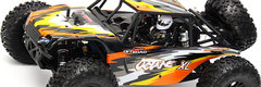FTX Outlaw, MHD Moab a VRX Racing Octane XL RTR